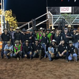 Barkly Rodeo Committee 2017