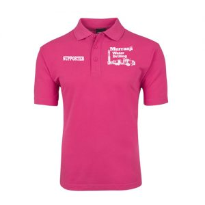 Murranji Polo Shirt – Pink