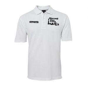 Murranji Polo Shirt – White