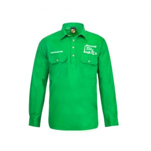 Murranji Work Shirt – Green