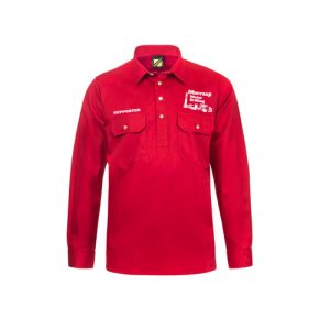 Murranji Work Shirt – Red