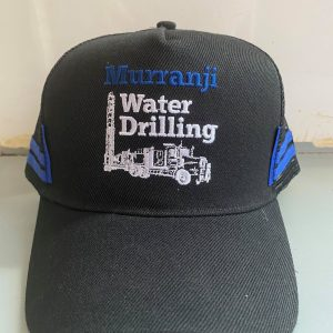 Limited Edition Murranji Cap – Black & Blue